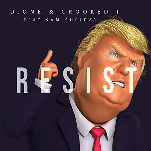 D. One & Crooked I feat. Sam Shrieve