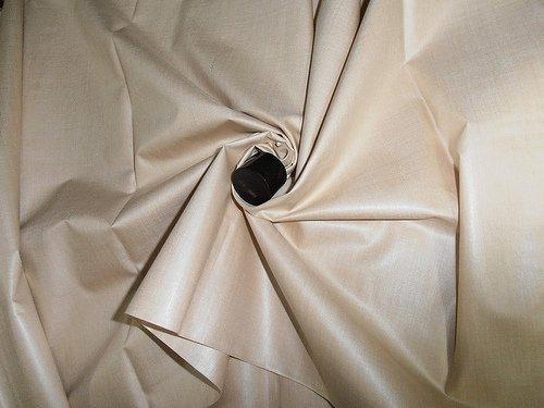 Assam muga Silk Fabric -Natural Colour - Hobbies,Home Decor,Sewing,Fashion,Doll Dress,Furnishing,Interior.
