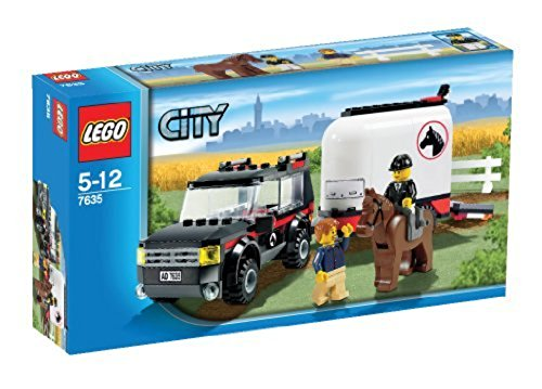 LEGO City 7635 - Pferdetransporter
