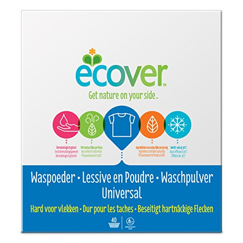 Ecover Coordination Center -  Ecover Waschpulver