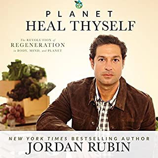 Planet Heal Thyself audiobook cover art