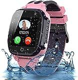 Smooce Smartwatch Niños,Impermeable Reloj...