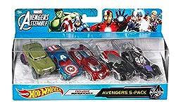 Image of Hot Wheels Marvel Avengers...: Bestviewsreviews
