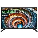 TV LED INFINITON 32' INTV-32LA380 Android TV/Smart TV, TDT2-WIFI-USB Grabador