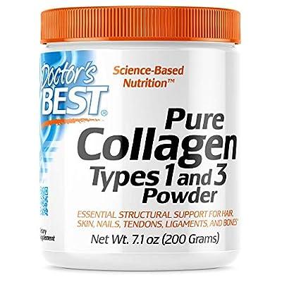 Doctor's Best Collagen Types 1 & 3 200g Powder (200g Powder) by Doctors Best