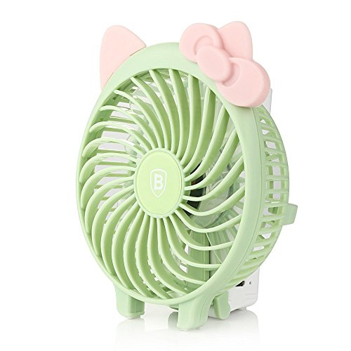 Makibes table fan with USB