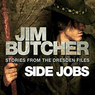 Side Jobs: Stories from the Dresden Files Part 2 Titelbild
