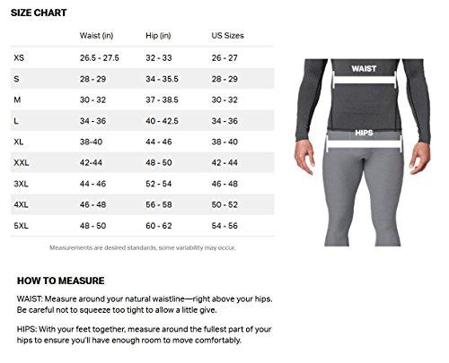 Under Armour Men Mirage Shorts, Stealth Grey/Hyper Green, 2X-Large