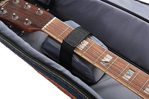 Glenmi Bohemian Acoustic Guitar Case for Girls 3