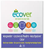 Ecover - 4000604 - Lessive - Poudre pour Couleurs Vives - 3 kg
