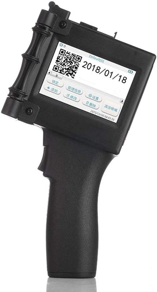 store Label Printers Portable Handheld Inkjet Code Bar QR Printer Colorado Springs Mall