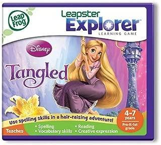 LEAP FROG LEAPPAD EXPLORER TABLET DISNEY TANGLED GAME! by LeapFrog Enterprises