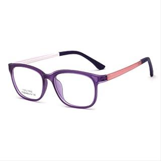 QJWBB Luxus Markendesigner Licht Platz Verschreibungspflichtige Optische Gl/äser Vollrand Rahmen Frauen Myopie Brillengestell