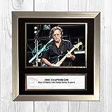 Engravia Digital Poster Eric Clapton (2) Reproduktion,