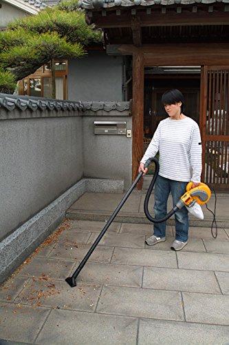 京セラインダストリアルツールズ『RYOBI(リョービ)ポータブルブロワバキューム(PSV-600)』