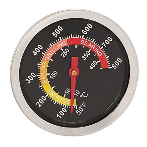 Baoblaze 400°C Thermometer Ofenthermometer für Holzbackofen