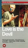 Love Is The Devil [Alemania] [VHS]