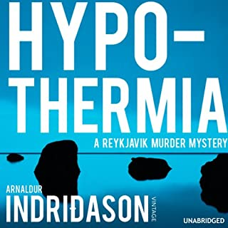 Hypothermia audiobook cover art