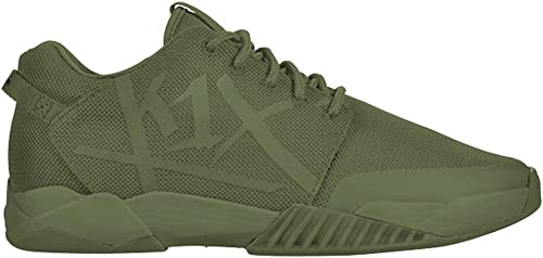 K1X All Net Low Top Basketballschuhe Olive