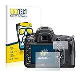 BROTECT Protector Pantalla Cristal Compatible con Nikon D610 Protector Pantalla Vidrio Dureza 9H AirGlass