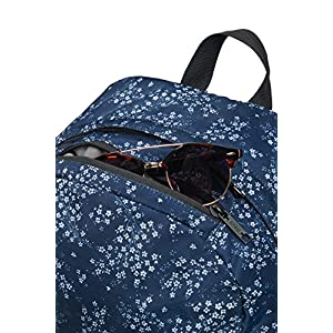 51a35vYRLkL. SS300  - American Tourister Urban Groove Lifestyle - Mochila, 40 cm, 23 L, Azul (Blue Floral)