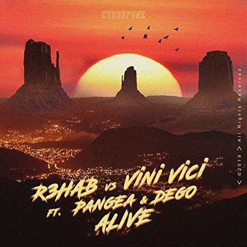 R3HAB, Vini Vici & Pangea feat. Dego