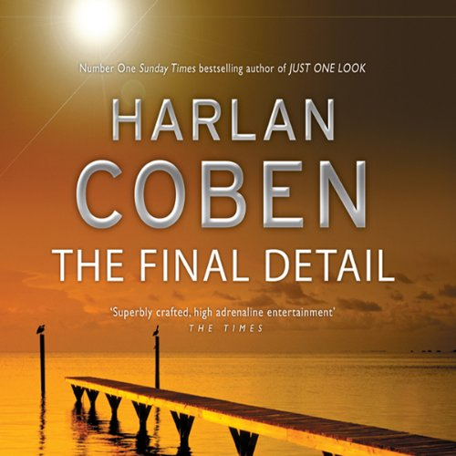 The Final Detail audiobook cover art
