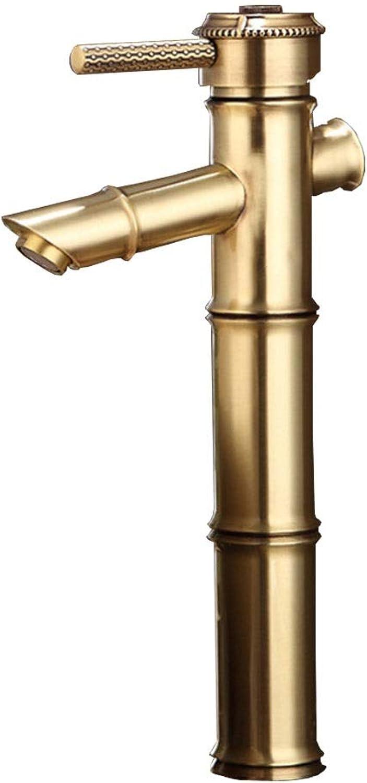 Towero Vollkupfer-Warmwasser-Booster-Becken-Wasserhahn im europischen Stil über dem Becken-Wasserhahn Becken-Wasserhahn LH10112