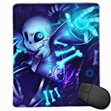 Undertale-Bone Unisex Kids Adult Rubber Mouse Pad Non-Slip Desktop Working Mouse Mat Laptop Computer PC Mousepad for Home/Office/Gaming