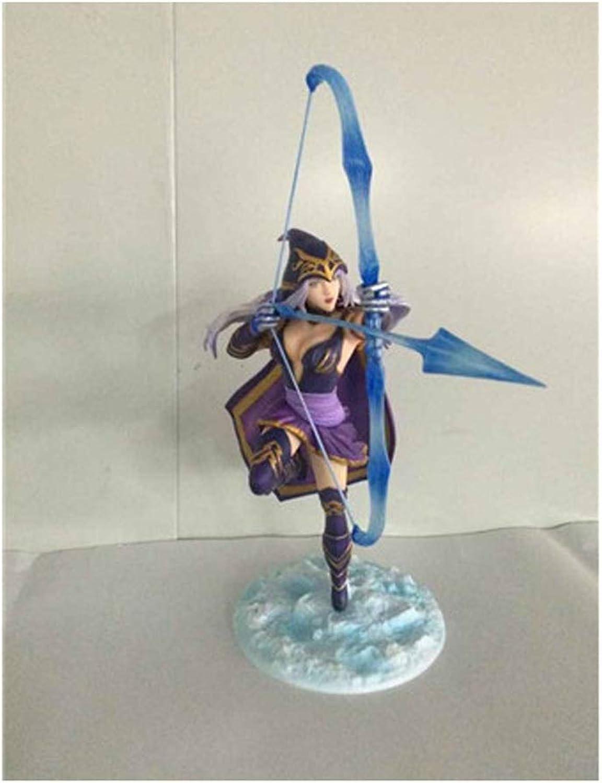 compra en línea hoy QCRLB Estatuilla de Juguete Modelo de Juguete Modelo de de de Anime Regalo Adorno Regalo de cumpleaños -23 CM Modelo de Juguete  servicio honesto