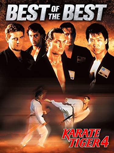 Best of the Best - Karate Tiger IV