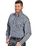 Wrangler Riggs Men's FR Western Snap Shirt