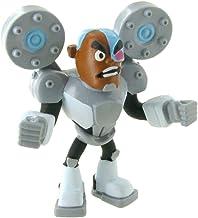 Comansi- Figura Cyborg de Teen Titans Go! (99795),, 8 cm (1)