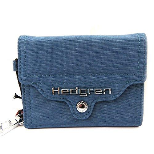 Hedgren [L4237] - Geldbörse leinwand 'Hedgren' blau.