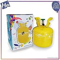 Bombona de Helio para Globos (para 10-15 globos de látex no incluidos)