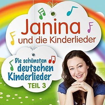 Die schönsten deutschen Kinderlieder, Teil 3