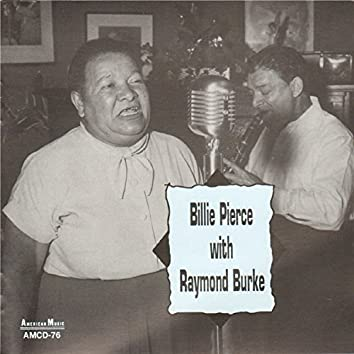 Billie Pierce with Raymond Burke