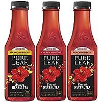 12-Pack Pure Leaf, Herbals Variety Pack, 18.5 fl oz. bottles