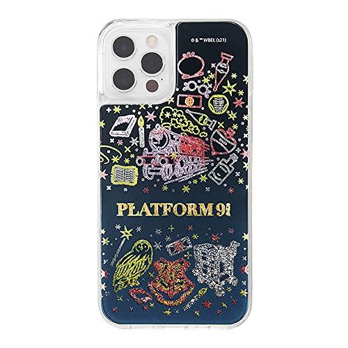 イングレム iPhone 12 / 12 Pro / 『ハリー・ポッター』/ラメ グリッターケース/ 9と4分の3番線