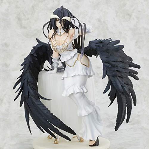 25 cm Albedo Sexy mädchen Action Figure japanischen Anime PVC Erwachsene Action-Figuren Spielzeug Anime Figuren Spielzeug Für Kinder Kinder Weihnachten, kein kleinkasten