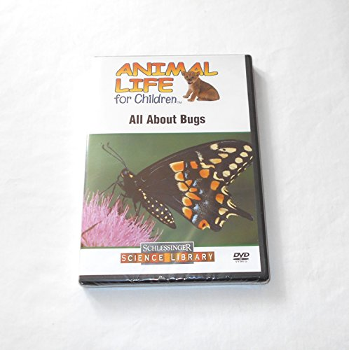 All About Bugs (Animal Life for Children)