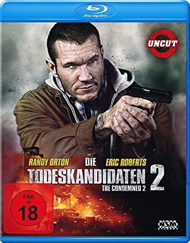 Die Todeskandidaten 2 (The Condemned 2) (Uncut) [Blu-ray]