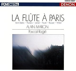 パリのフルート~フランス・フルート名曲選