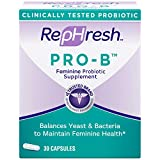 Probiotics For Yeast Infections