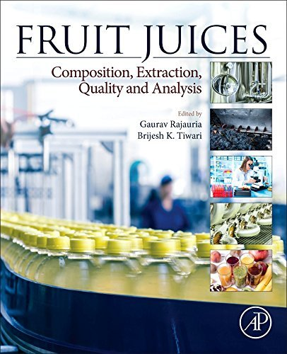 Fruit Juices: Extraction, Composition, Quality and Analysis
