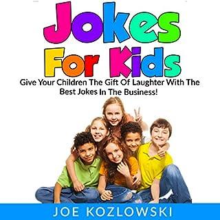 Jokes for Kids cover art