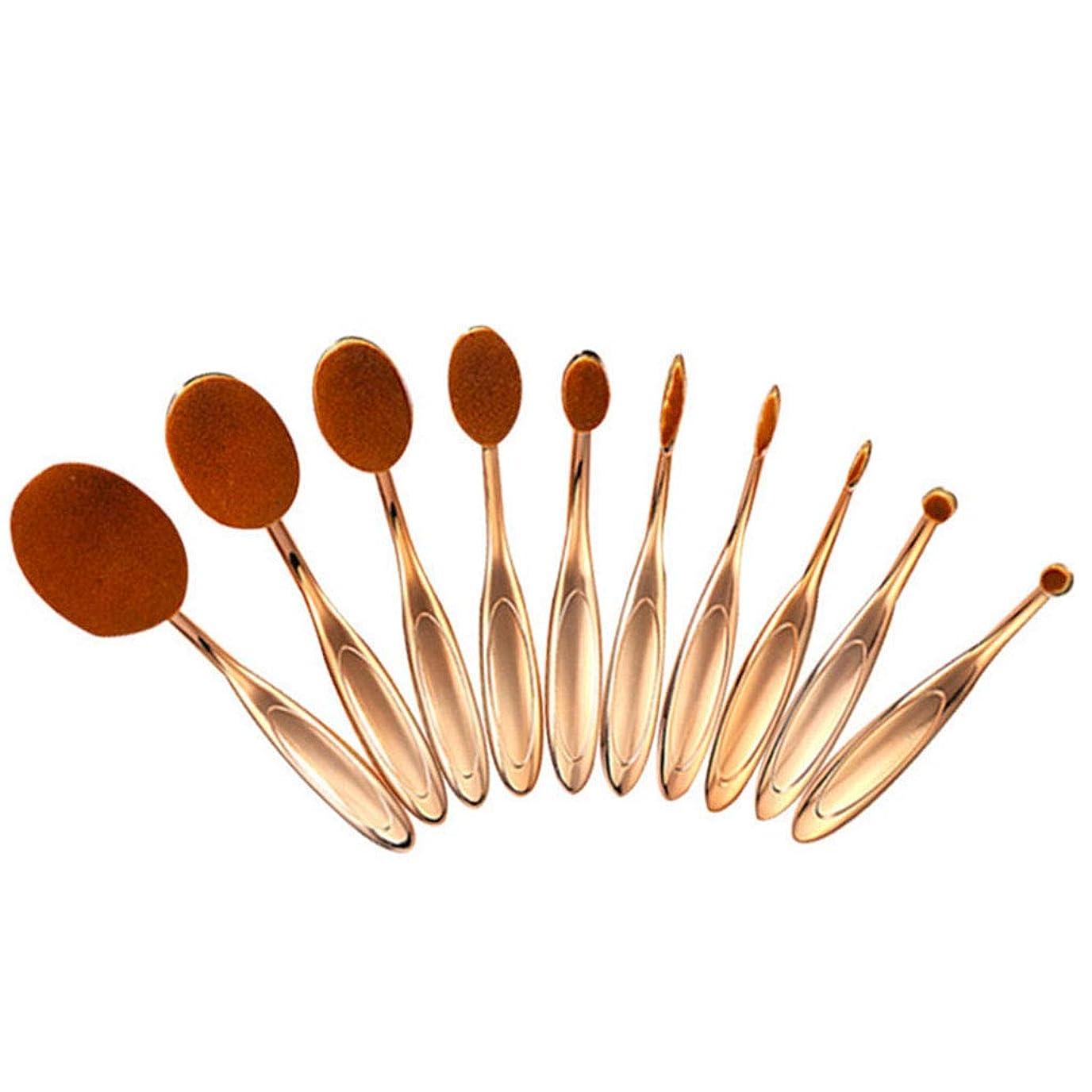 リス水細胞10化粧ブラシ化粧ブラシ化粧キット歯ブラシタイプ