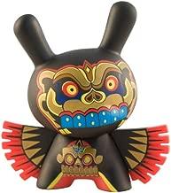 Kidrobot Dunny Series 2010 - Bat God By Jesse Hernandez