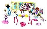 Kinder Überraschung Juego de figuras de la muñeca de los sueños con todos los accesorios y notas (8 ...