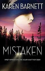 Cover image: Mistaken by Karen Barnett